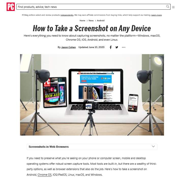 Article Tabs