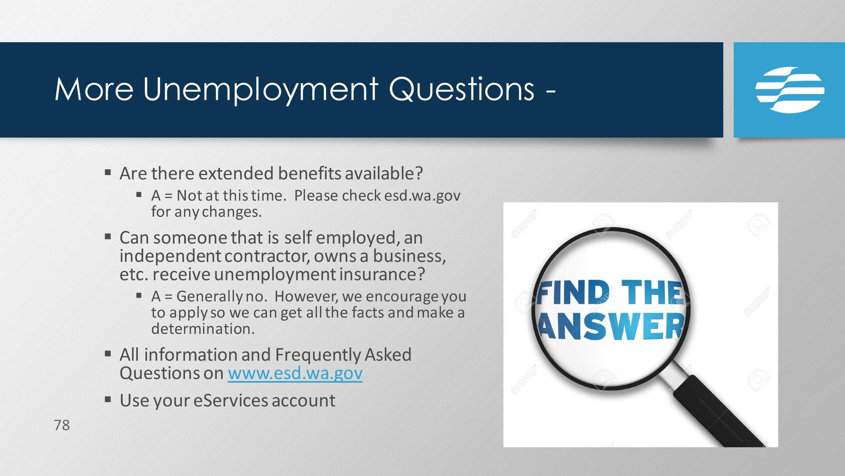 FAQ Slide 2
